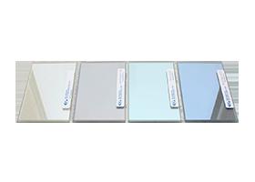 Типы стекол межкомнатных дверей