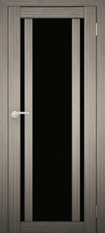 Дымчатый дуб с чёрным стеклом