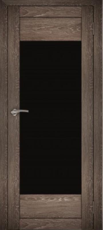 Корица с чёрным стеклом